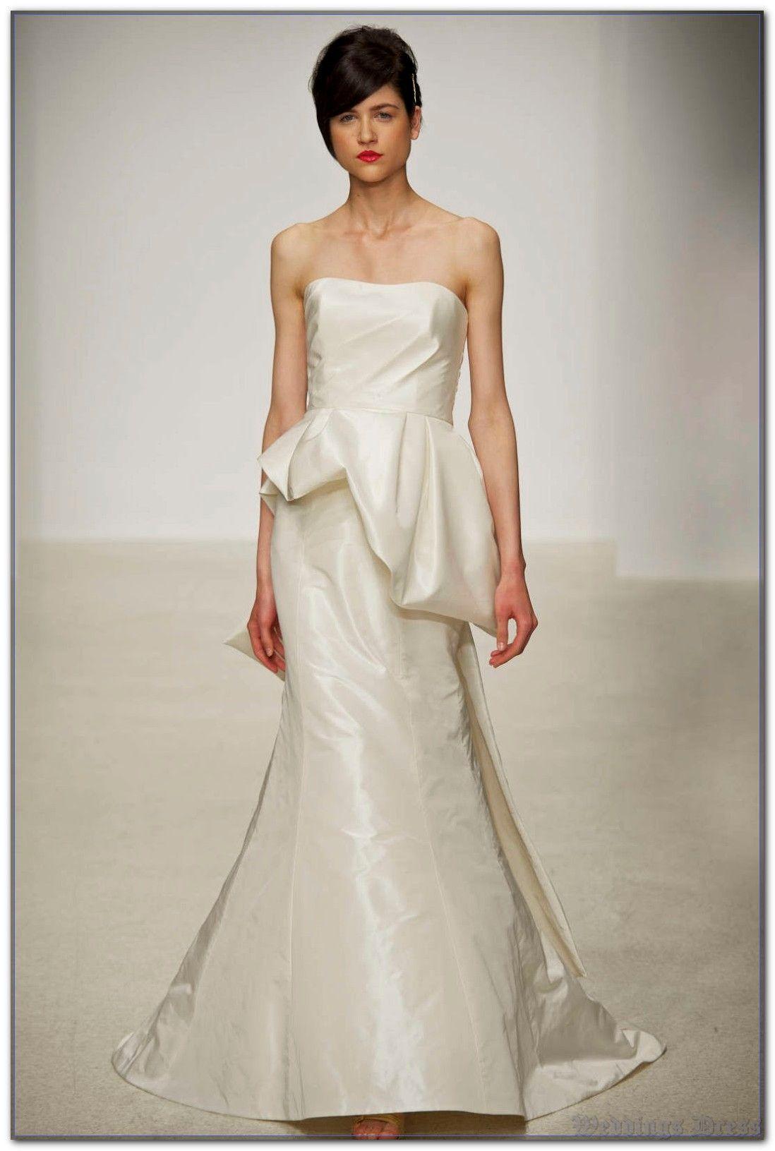 The Weddings Dress Mystery Revealed