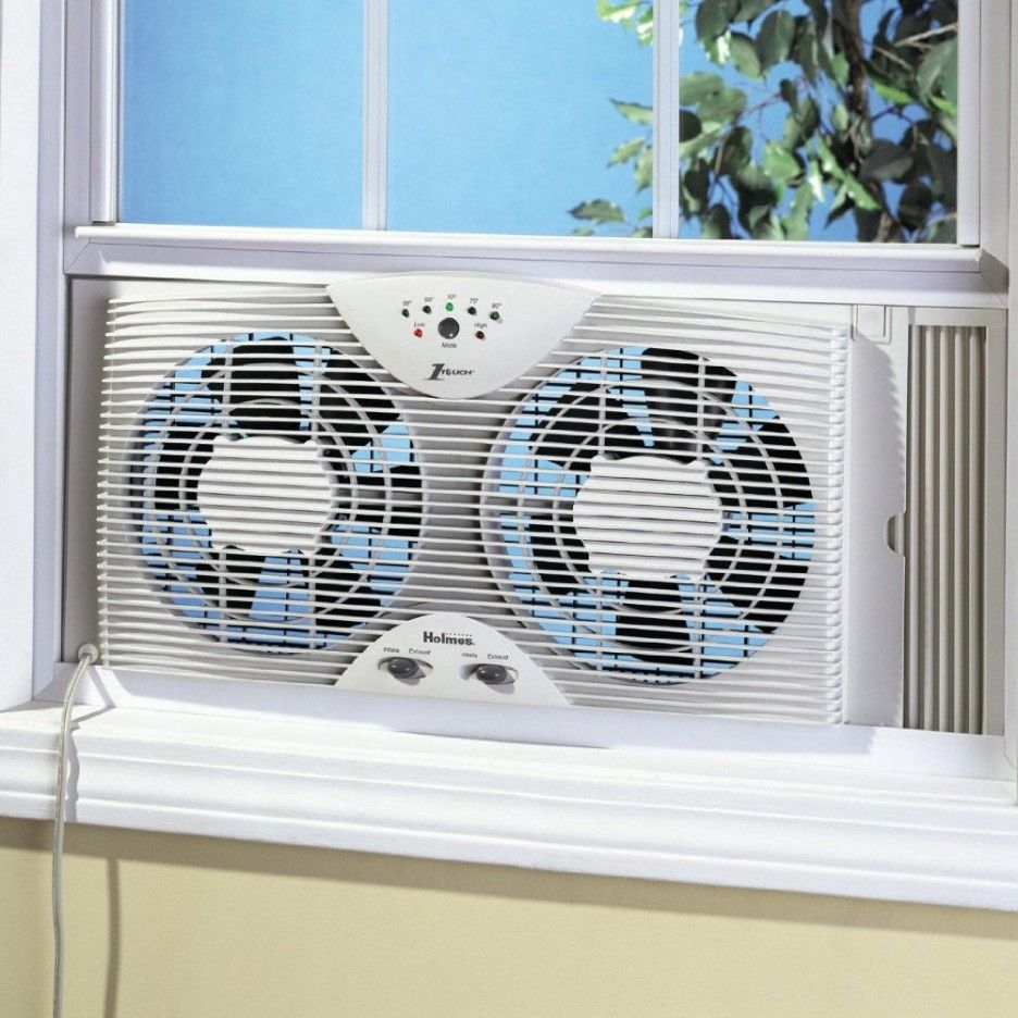 how to install a portable air conditioner in a window