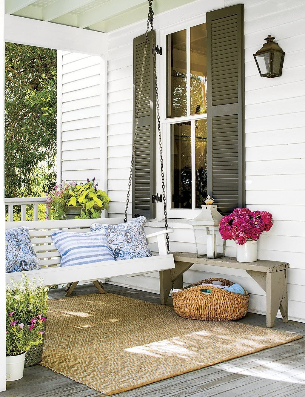 19 marvelous porch swing designs for spring enjoyment on porch swing ideas inspiration id=37269