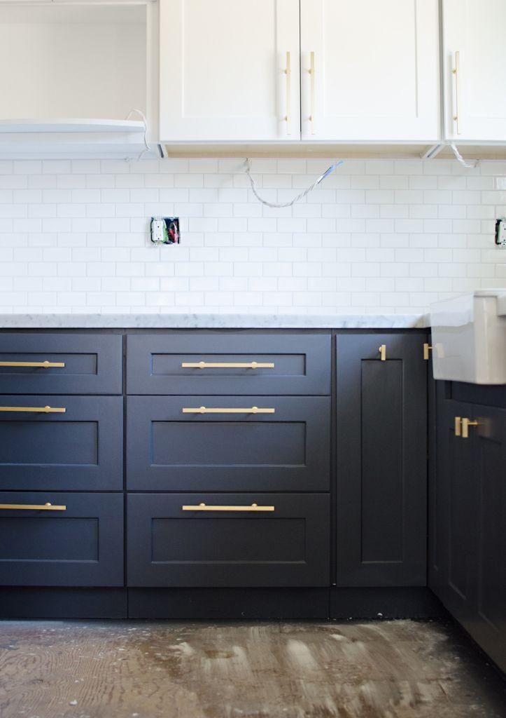 Kitchen Update Painted Cabinets Updated Kitchen Kitchen Design