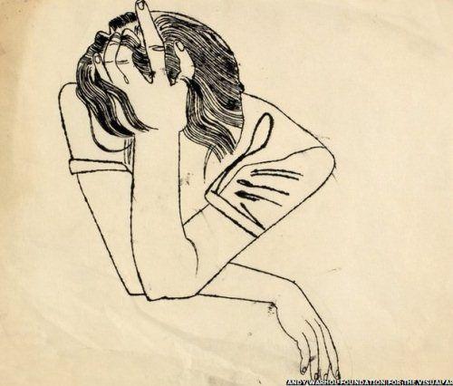 Andy Warhol - early work