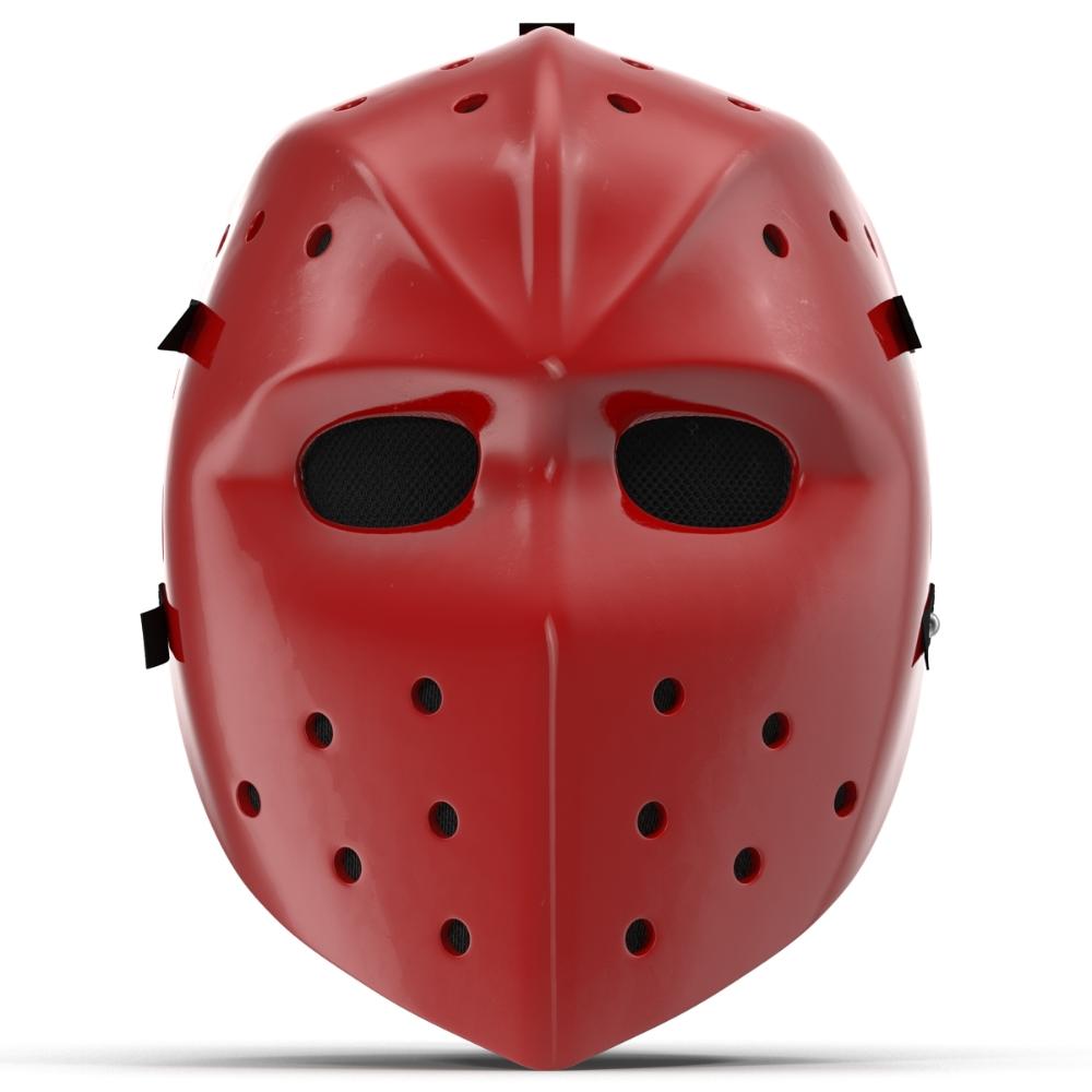 3d Model Hokkejnaya Maska Turbosquid 942942 In 2020 Hockey Mask Hockey Mask