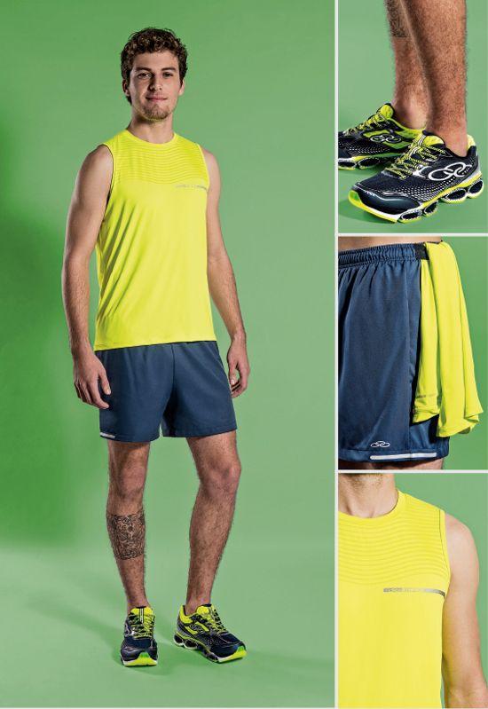 #Tendancias #colecao #vestuario #Olympikus #Running