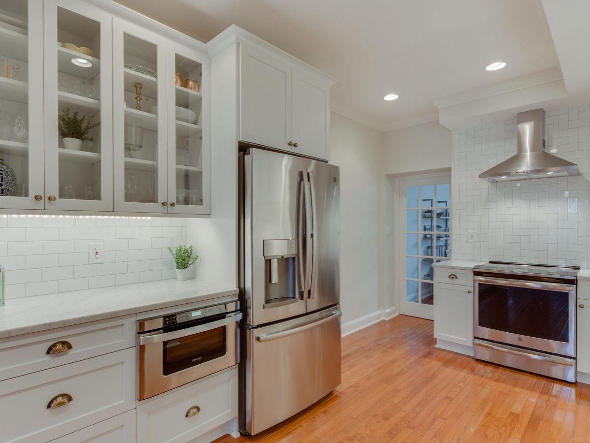 Kitchen Design 101 Flush Inset Appliances In 2020 Kitchen Design Kitchen Design Trends Kitchen And Bath Design