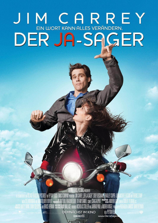 Yes Man , starring Jim Carrey,...