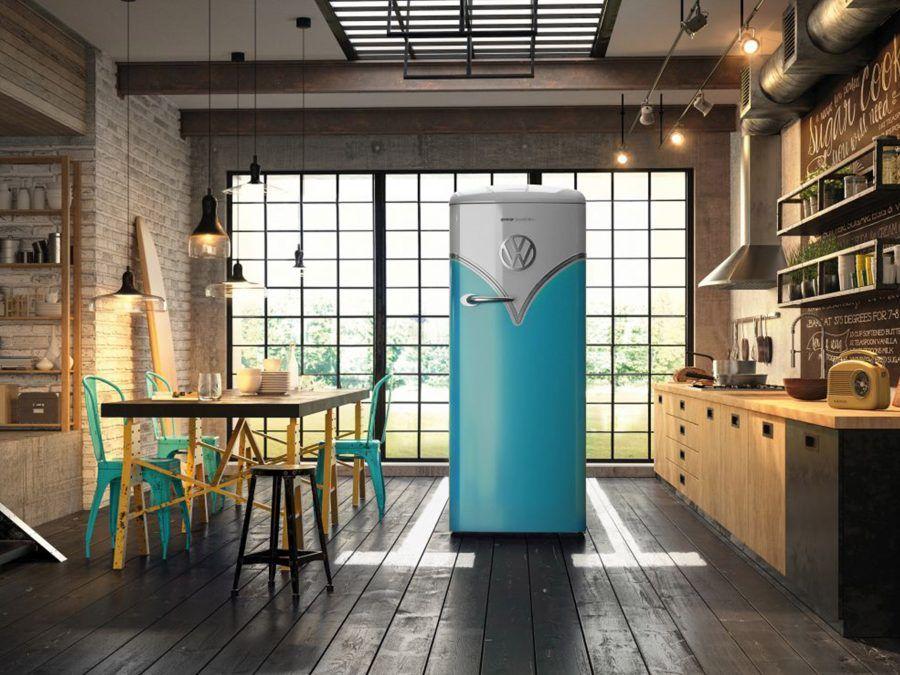 Gorenje Retro Special Edition VW Fridge   Retro refrigerator, Retro ...