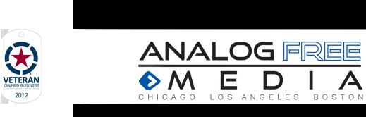 Analog Free Media - Production : Post : Multimedia