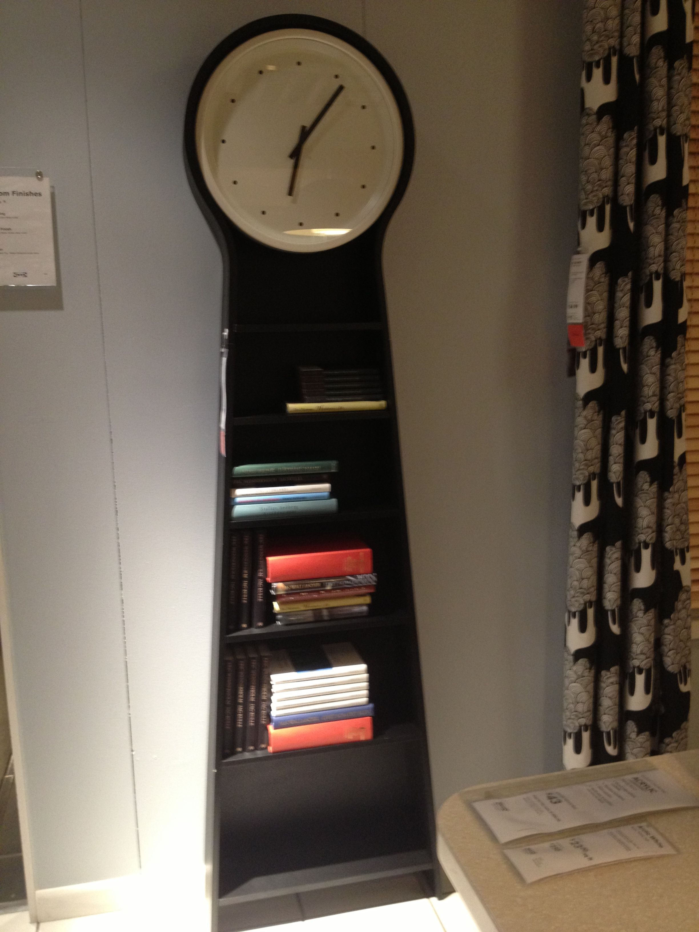 Cool Cuckoo Clocks Cool Clock Bookcase At Ikea Clocks What Time Is It