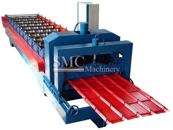Which Kind Of Roof Panel Roll Forming Machine Do You Want Shanghai Metal Corporation Machinery Department Roof Panels Corrugated Roofing Roll Forming