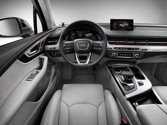 2019 Audi Pickup Truck Interior Concept Cars Group Pins Audi Q7