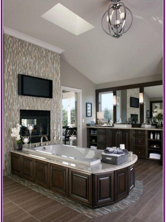 30 Impressive Master Bathroom Remodel Ideas Before After Images Bathroom Remodel Master Dream Bathrooms Home