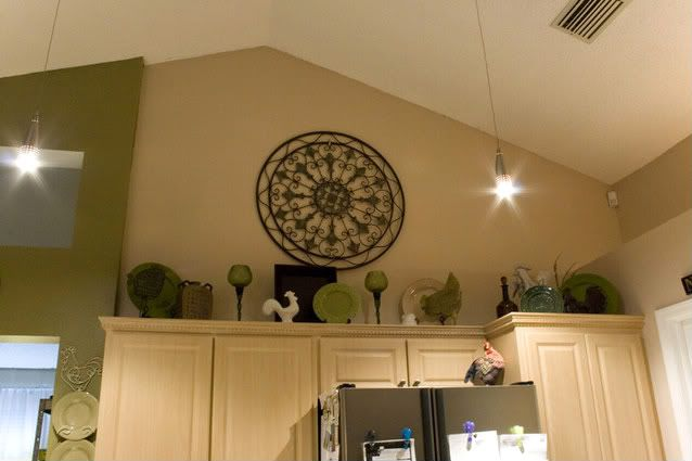 Pin By Jenny Story On For The Home Decorating Above Kitchen Cabinets Cabinet Decor