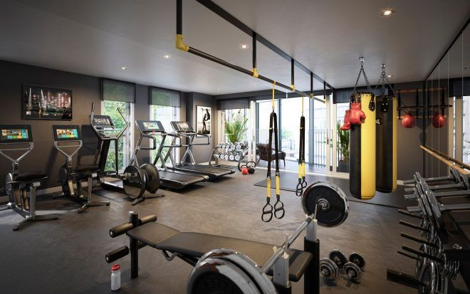100 Units Already Sold At Oakmayne S Two Fifty One Gym Room At Home House Design Interior