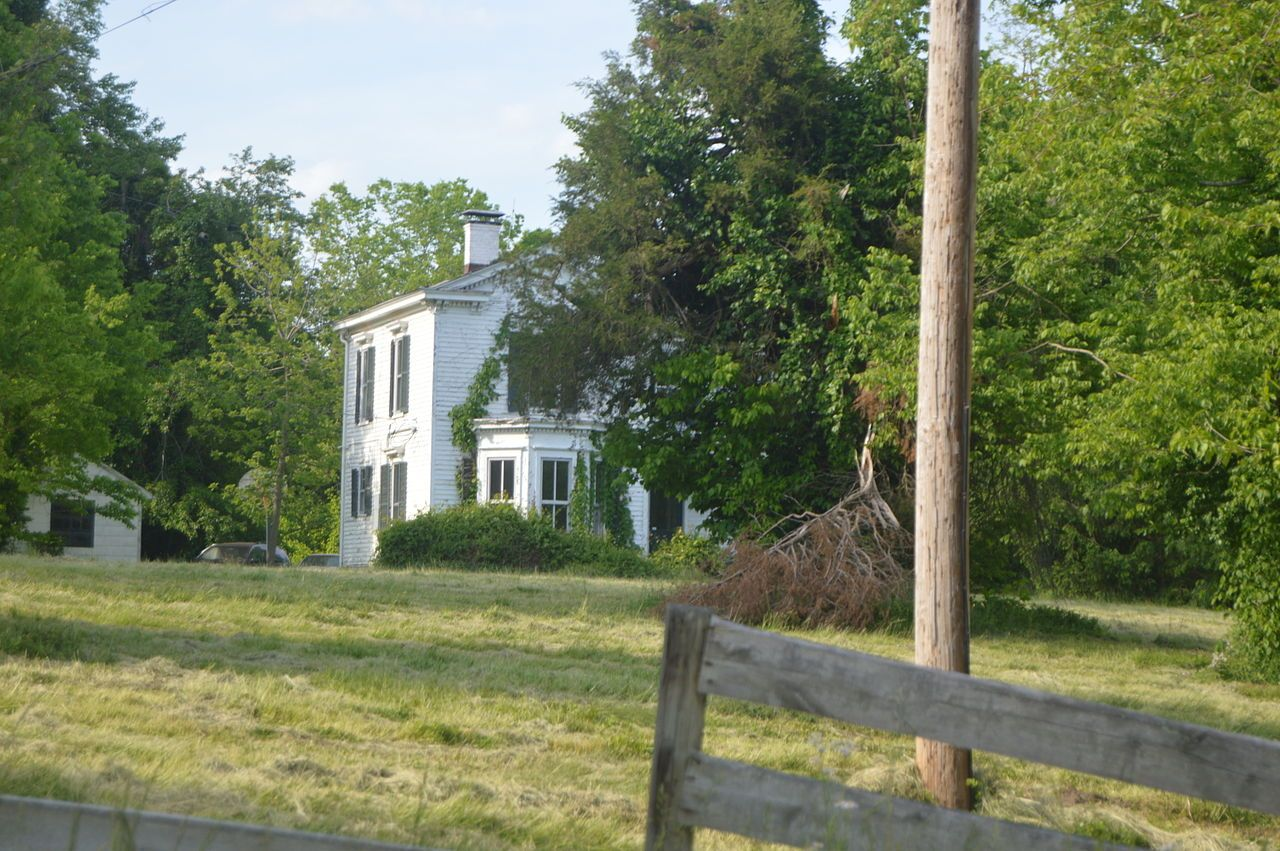 Fisher House in Jefferson County, Kentucky.