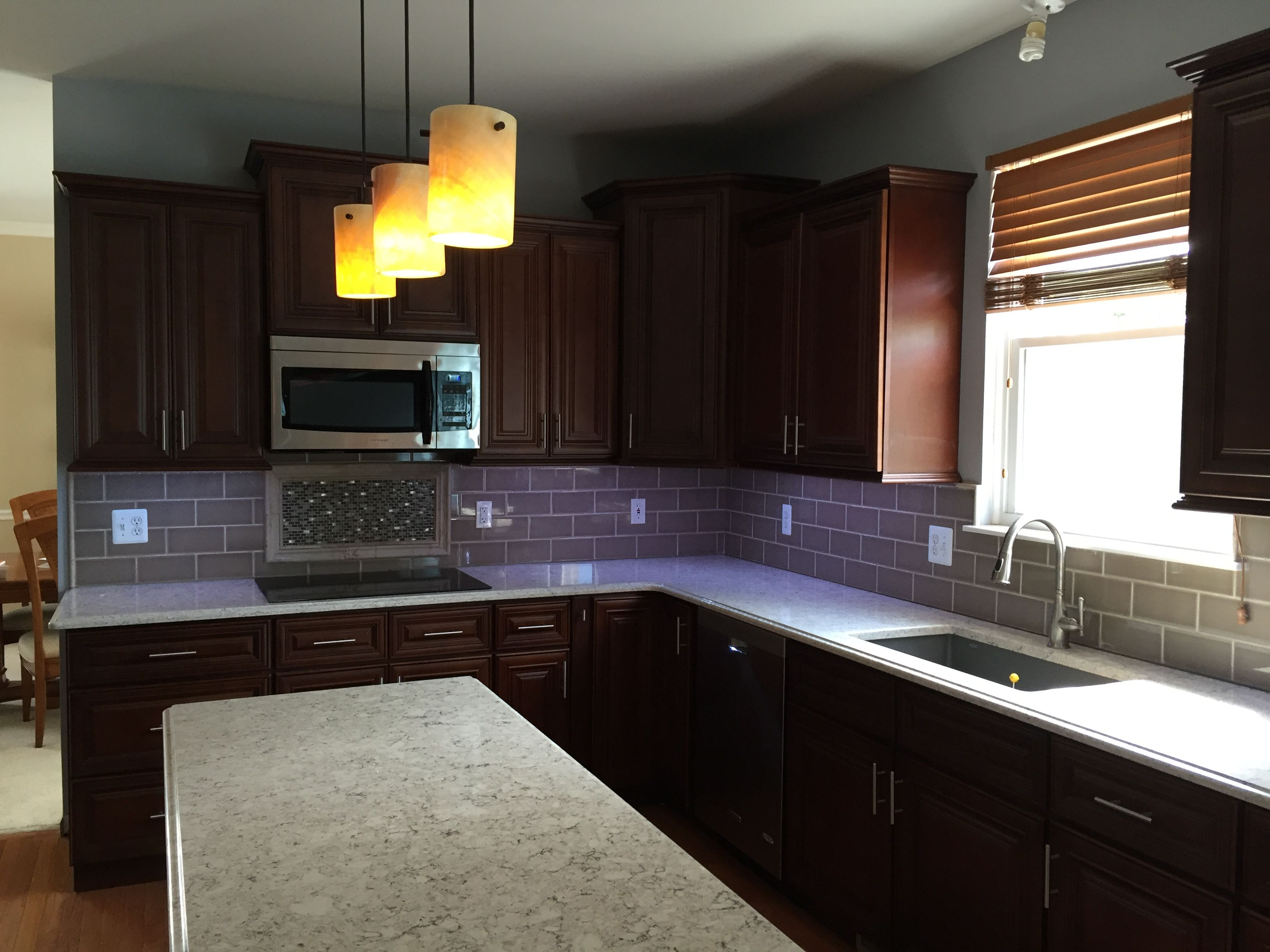 Charleston saddle rta kitchen cabinets made by lily ann cabinets