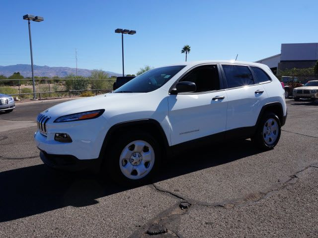 2014 Jeep Cherokee Sport For Sale Tucson Az 2014 Jeep