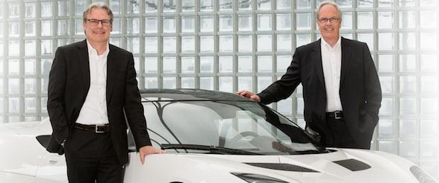 Geschäftsführung Marco Muscheika u. Joachim Tünnessen Foto: Automobile Brüne/GBS-Die PublicityExperten
