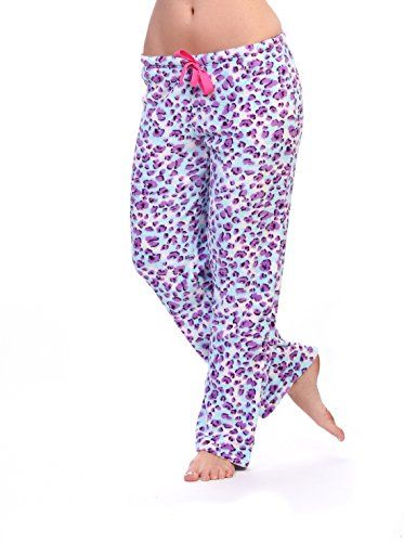 Totally Pink Women s Warm and Cozy Plush Pajama Bottoms - http   www ... 429285342