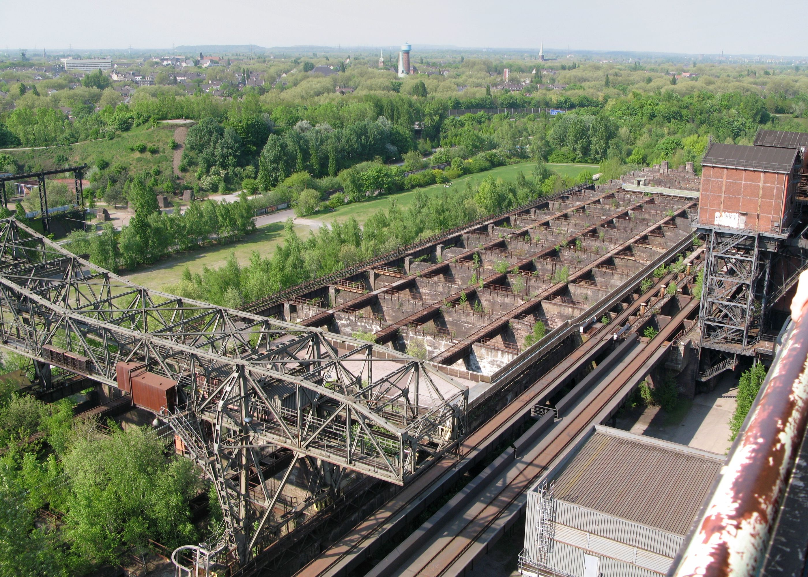 Project DuisburgNord Landscape Park DesignersLatzPartner