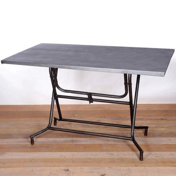 Cochin Folding Table now featured on Fab.