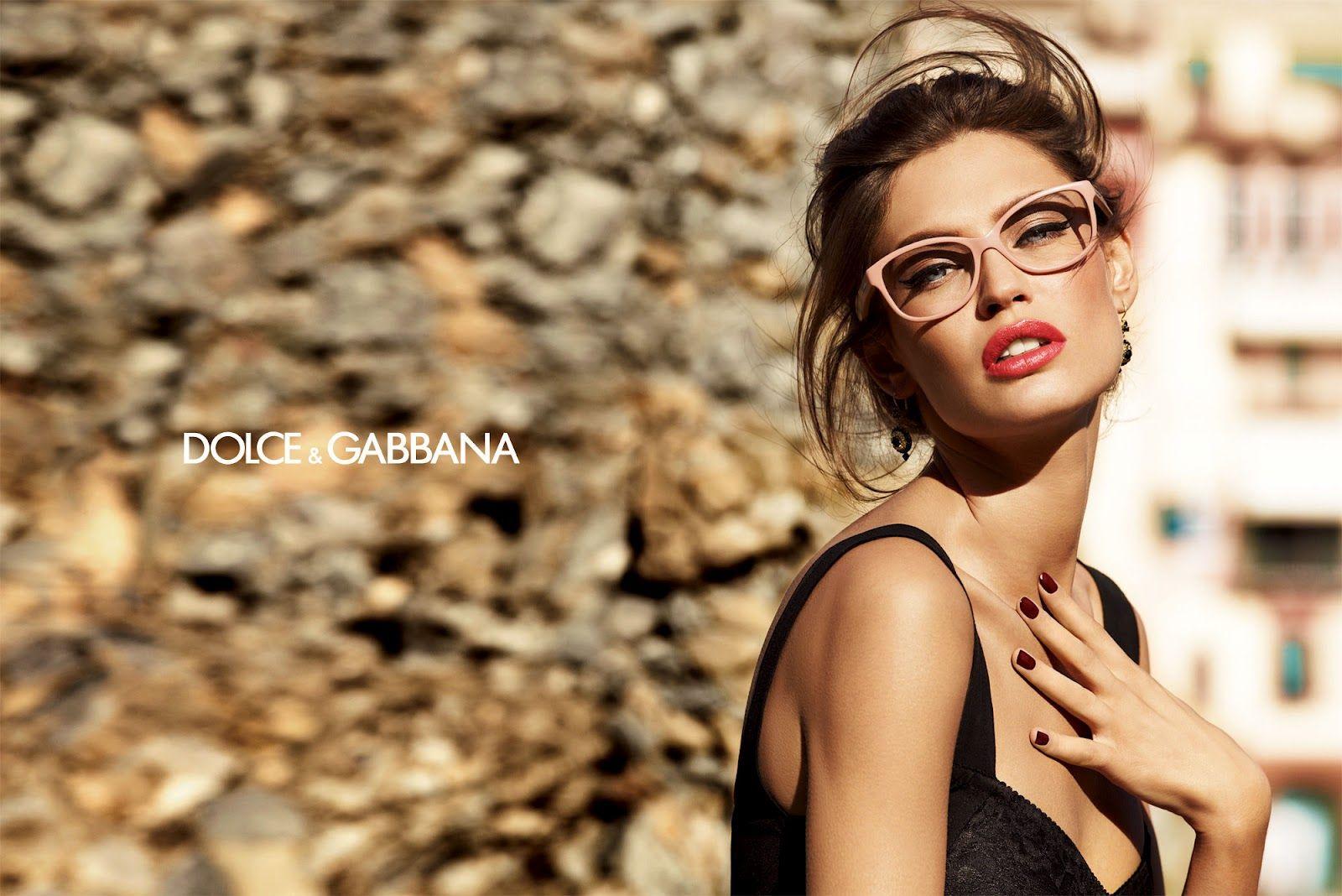 Bianca Balti for Dolce & Gabbana Eyewear | Bianca balti, Eyewear and ...