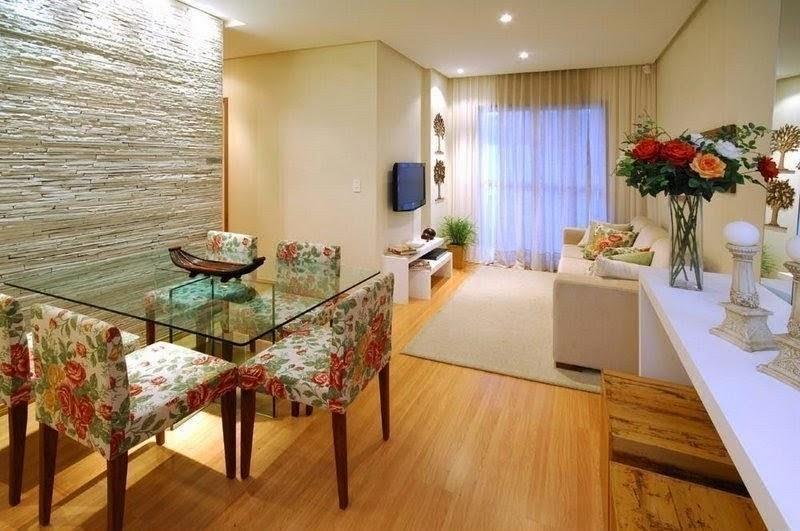 Salas De Estar E Jantar Pequenas E Integradas Veja Dicas