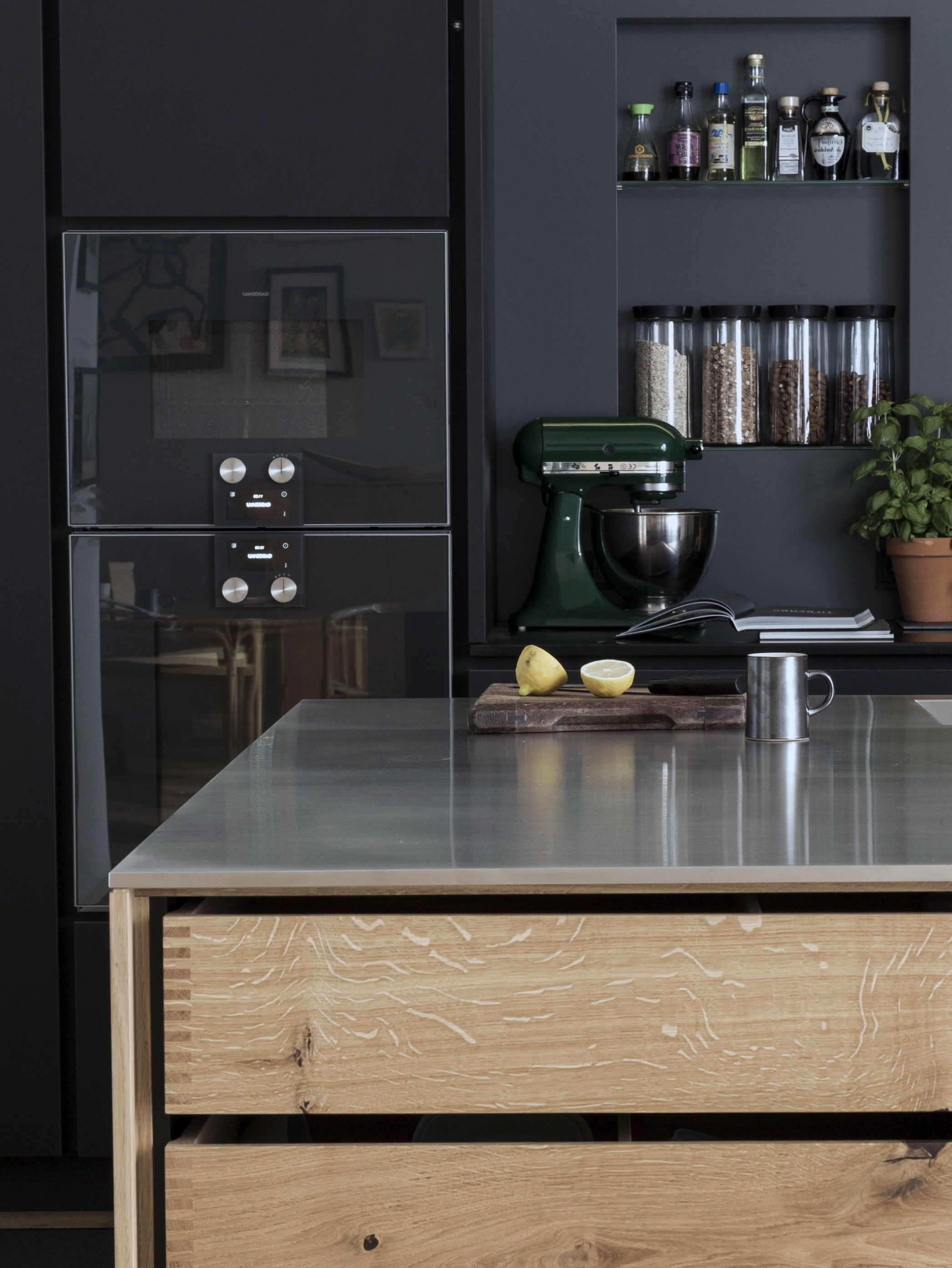 65 Beautiful Modern Scandinavian Kitchen Ideas You Will Love In 2020 Scandinavian Kitchen Scandinavian Kitchen Design Contemporary Kitchen