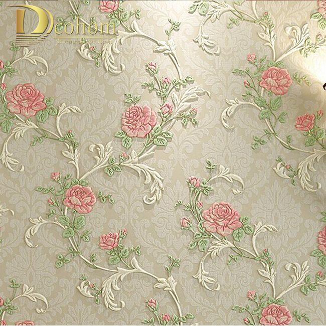 Cheap Flower Wallpaper