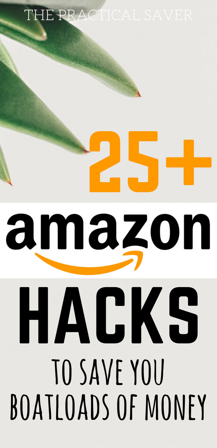 25+ Amazon Hacks To Save You Money | Extreme couponing, Frugal ...