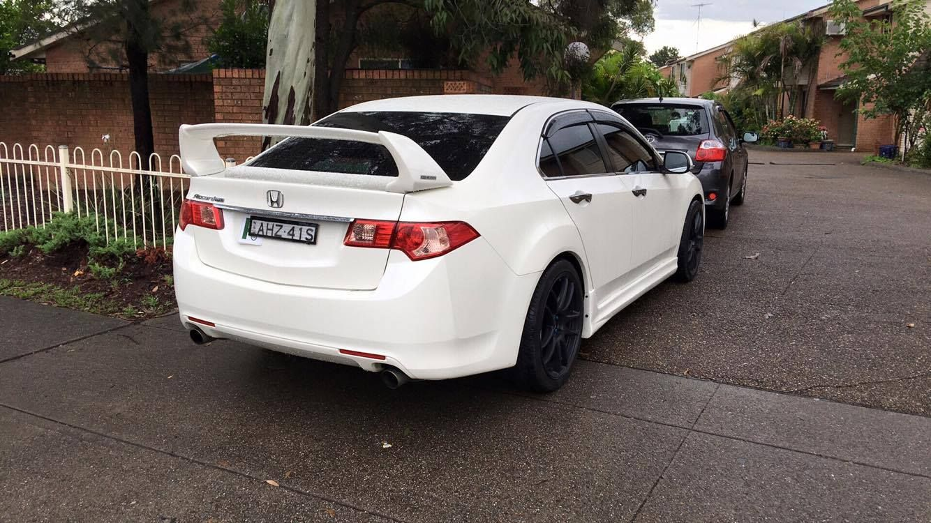Image Result For Mugen Wing Tsx Acura Tsx Acura Honda Type R