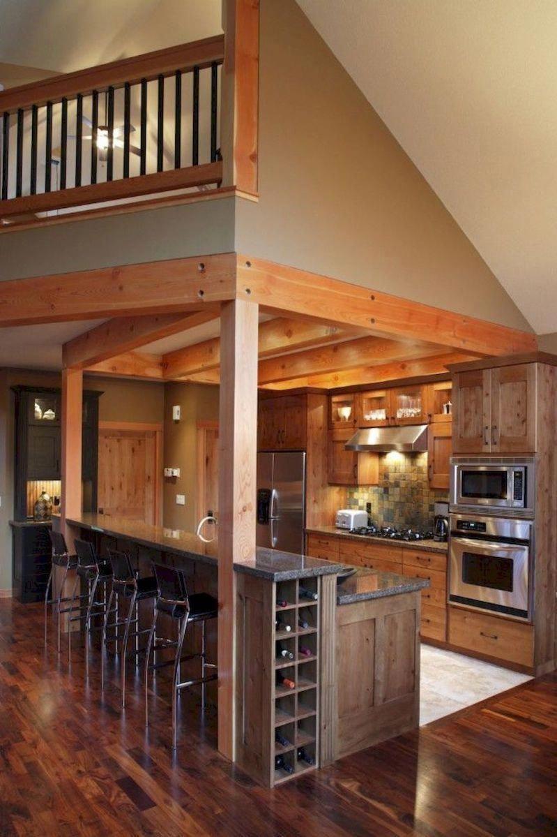 5 Harmonious Clever Tips Farmhouse Kitchen Remodel Chicken Wire Kitchen Remodel 5 Harmonio In 2020 Kitchen Remodel Small Kitchen Design Small Cabin Kitchens