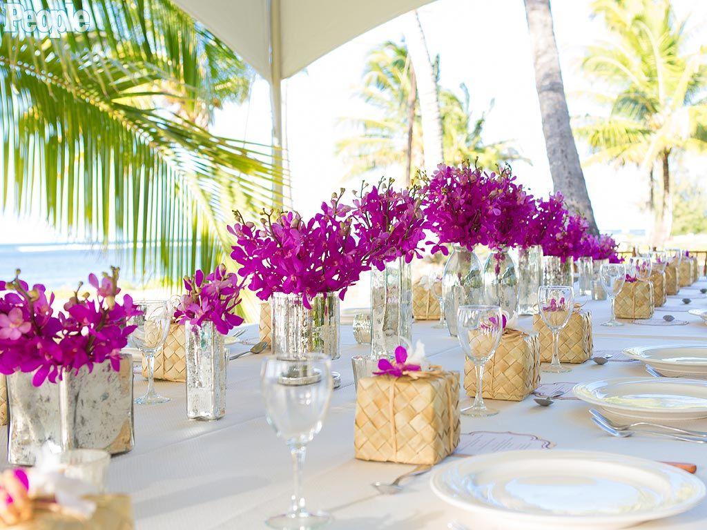 Antonio Sabato Jrs Intimate Big Island Wedding