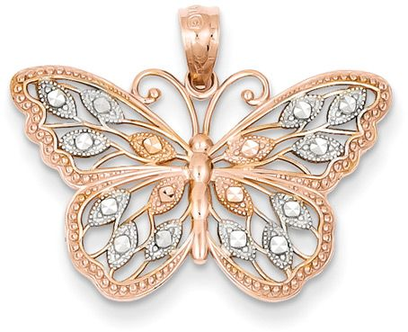 New Gold Butterfly Jewelry has Fluttered In ApplesofGoldcom