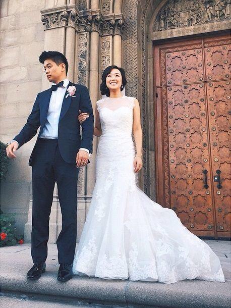 Hi kong lee wedding invitations