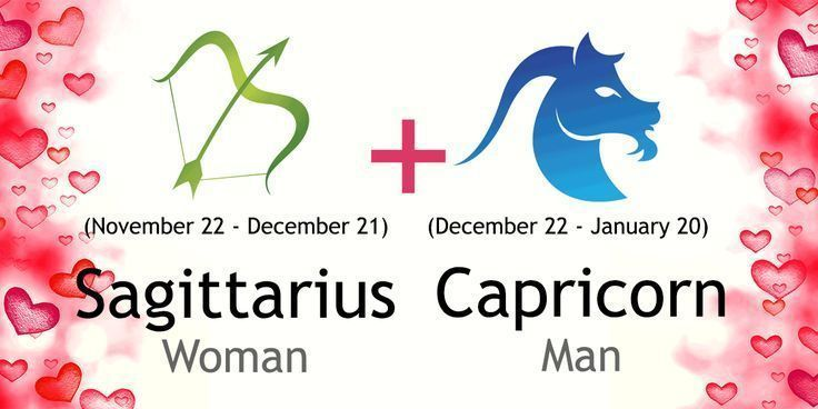 Capricorn man and sagittarius woman sexually