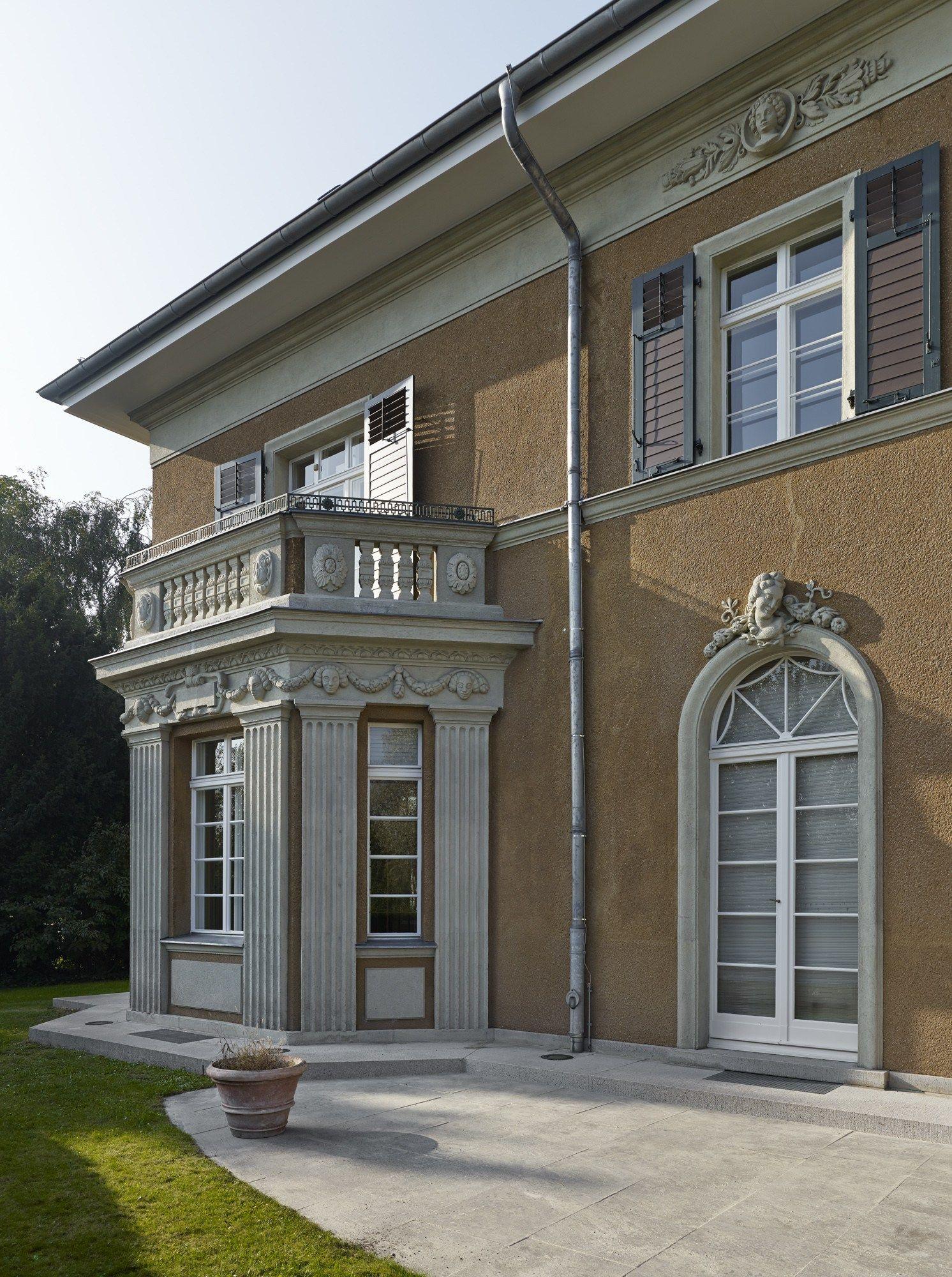 Villa Kampffmeyer Kahlfeldt Architekten In 2019 Luxus