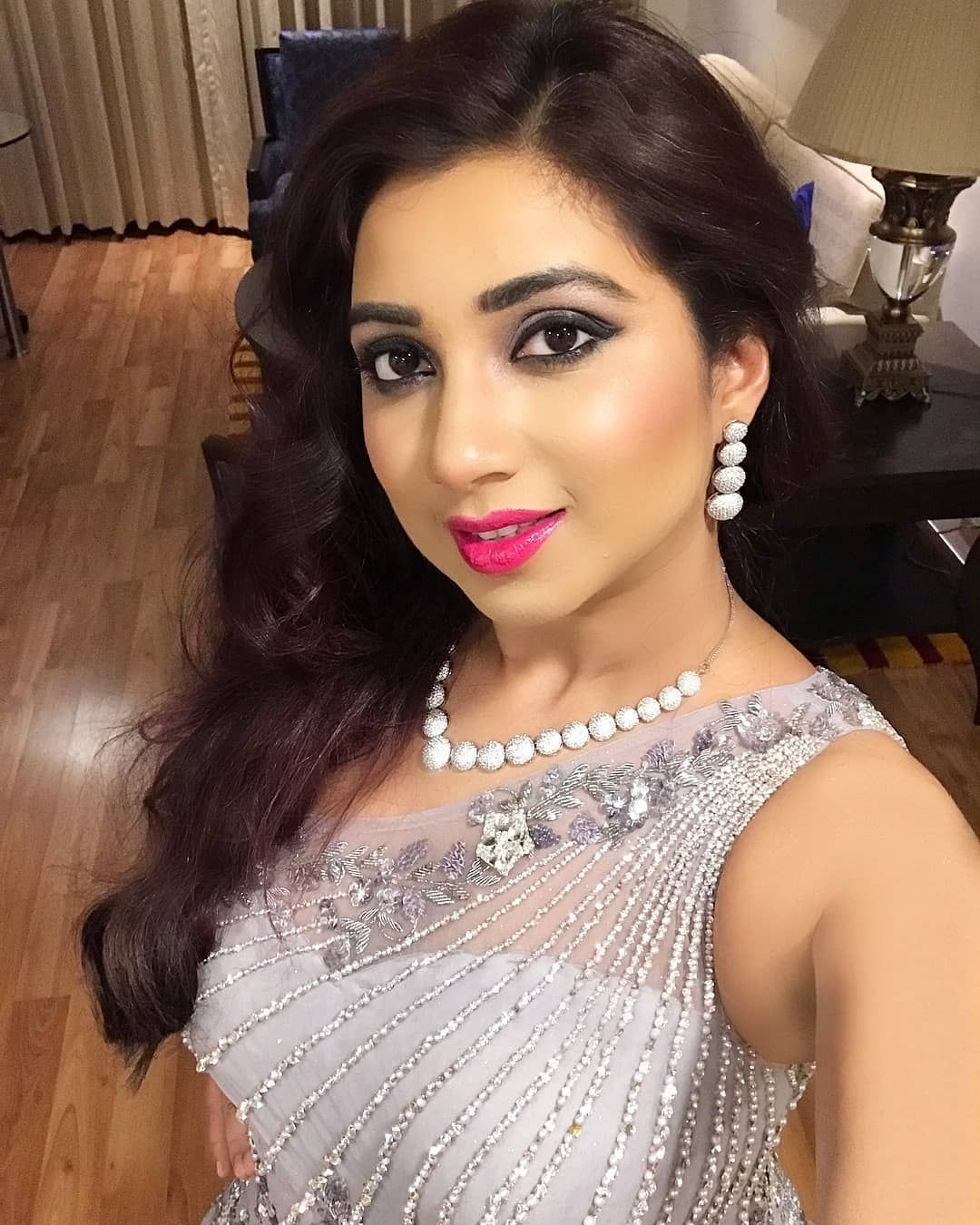 Singer Shreya Ghoshal Latest Insta Stills - Social News