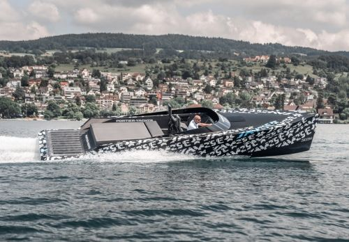 Say Yachts Sets Sd Record For The Fastest Electric Ed Production Boat
