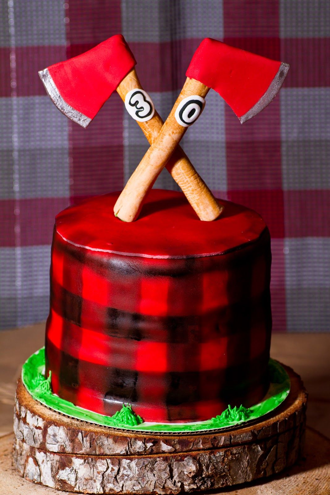Would Be Fun To Have Some Kind Of Logging Themed Birthday