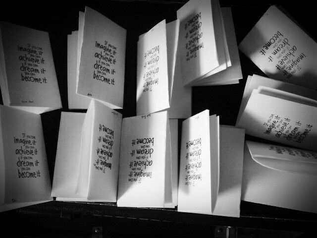 #FooliesLetters Alot of customers to write to this past week!