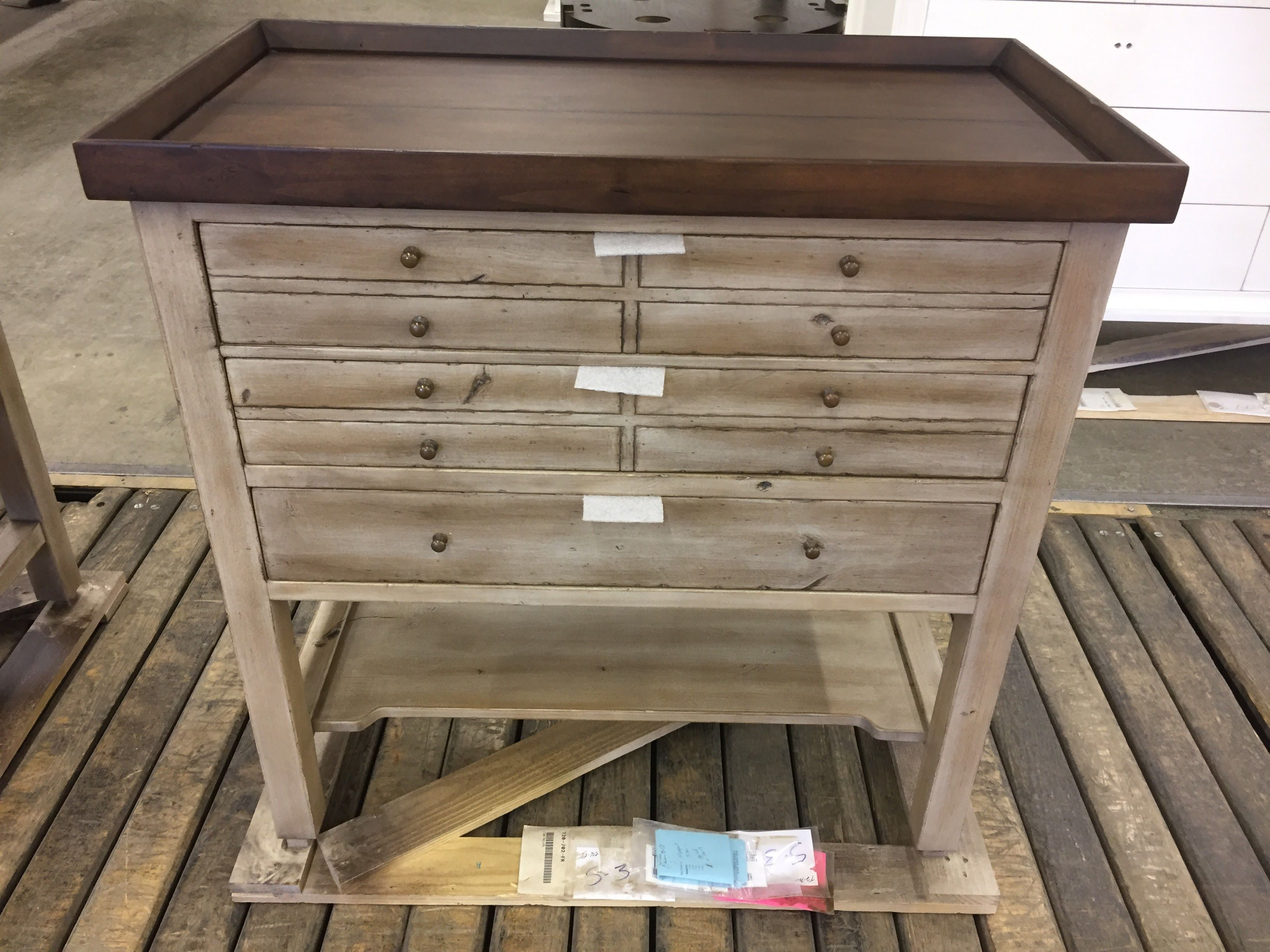 Bob Timberlake Home FlyTiers Chest, T29702, finished