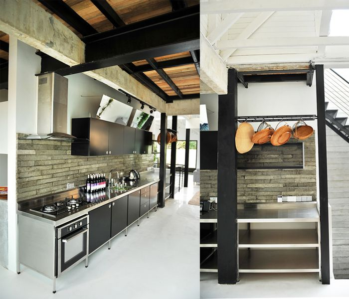 Beton en IKEA Kitchen Pinterest Concrete, Industrial and - udden küche ikea