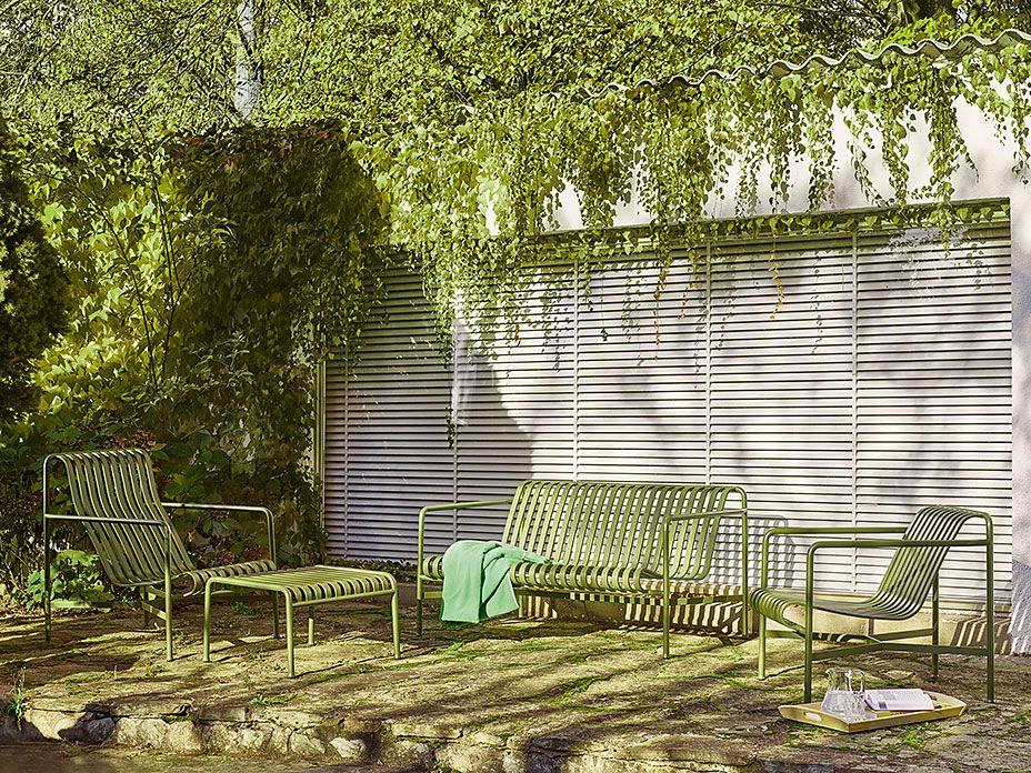 Lounge Sofa Palissade Von Hay Online Kaufen Bei Www Cairo De Lounge Mobel Lounge Aussenmobel