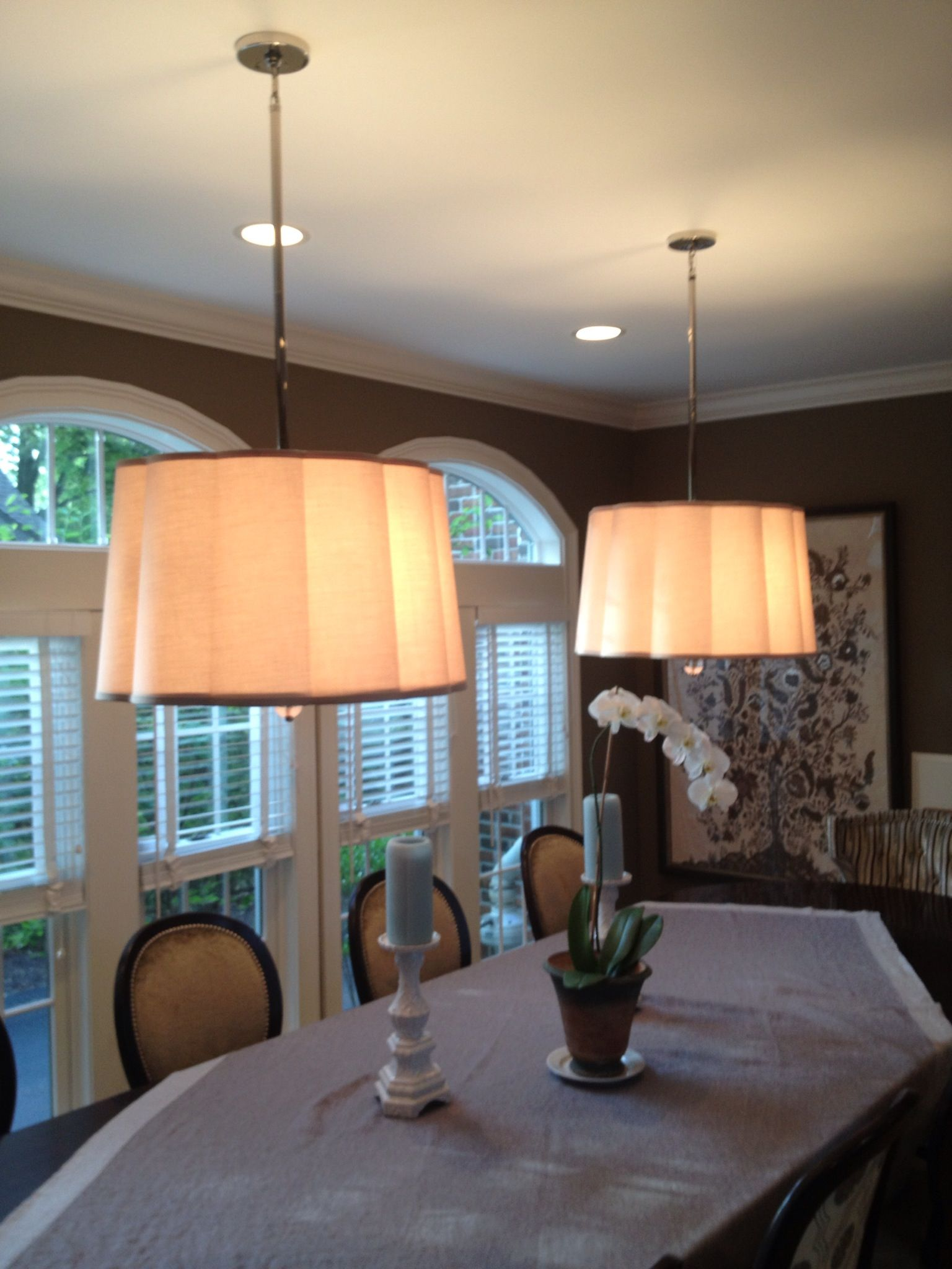 Dining Room Lights