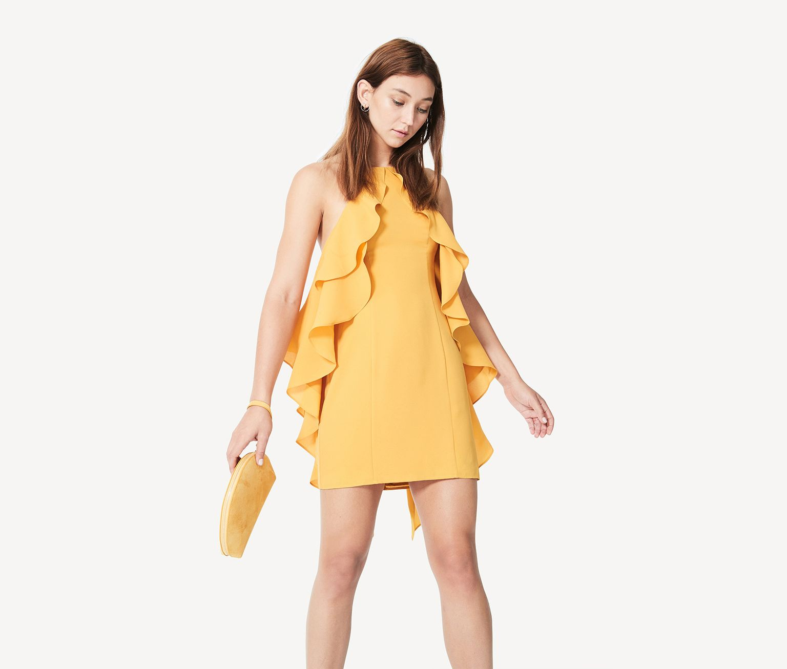 Marigold The Margaux Dress Dress | Fame & Partners USA | Clothes ...