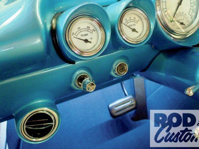 Vintage Air Vents Install