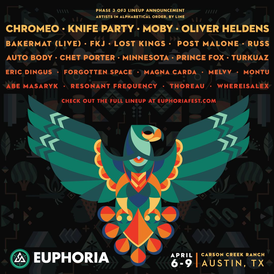 Wanee Festival 2020.Euphoria2017 Phase 3 Euphoria Music Festival Knife Party