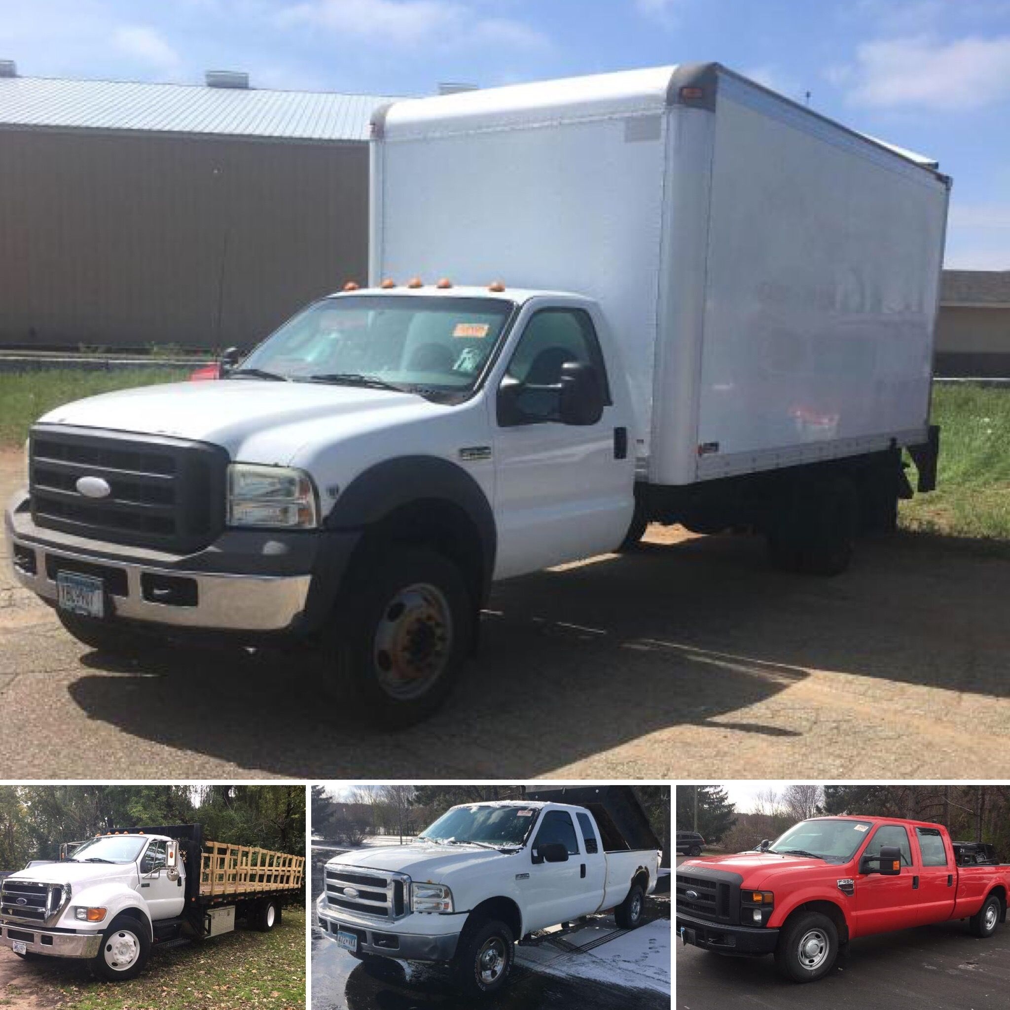 Auction Complete Check Out This Vehicle Auction In Shakopee Mn Flatbed Box Trucks Pickups And More Car Auctions Auction Online Auctions