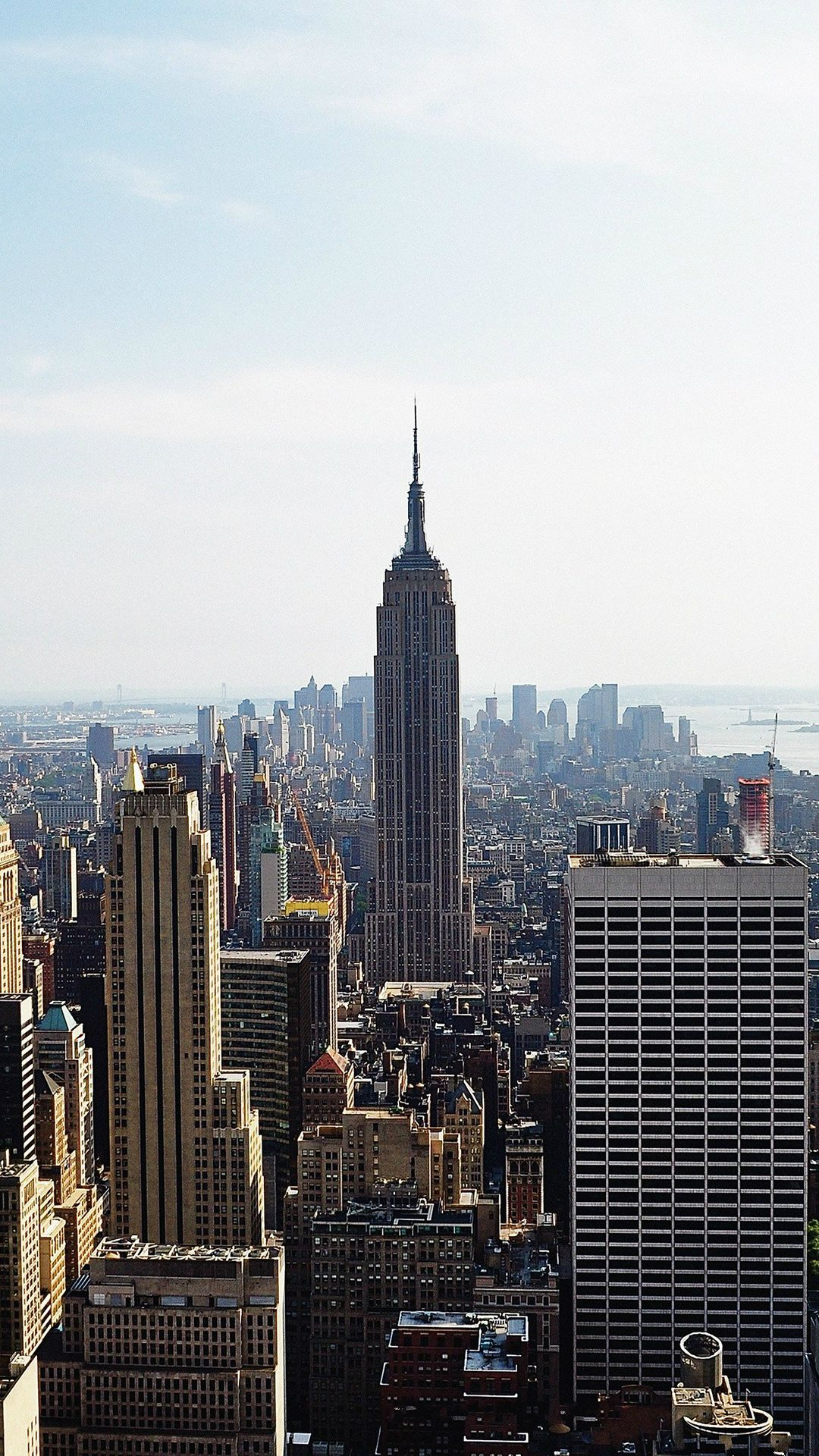 New York City Empire State Building | Tumblr iPhone wallpapers ...