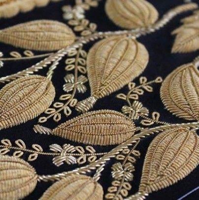 Goldwork Evening Class Part 1 – Beginners   London Embroidery School#beginners #class #embroidery #evening #goldwork #london #part #school